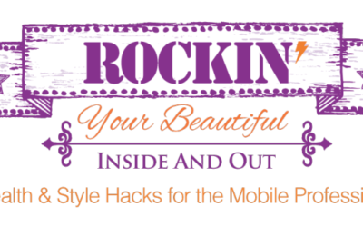 Rockin' Your Beautiful: Health & Style Hacks for the Mobile Professional – Spreecast Edition!