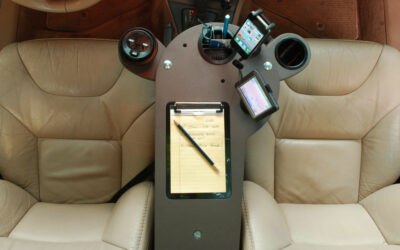 Wanna drive my desk? A Mobile Office