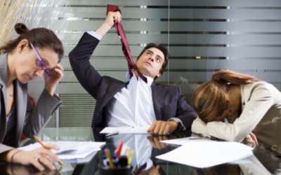 Meeting Mistakes to sabotage your week