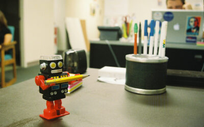 The case of the Remote Working Robot