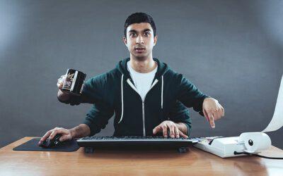 Multitasking, Switchtasking, Background Tasking or Hypertasking
