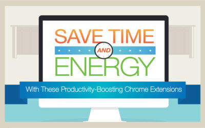 Save Time and Energy with These Productivity-Boosting Chrome Extensions