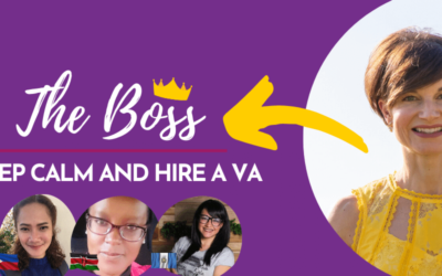 The perfect time to hire a virtual assistant.