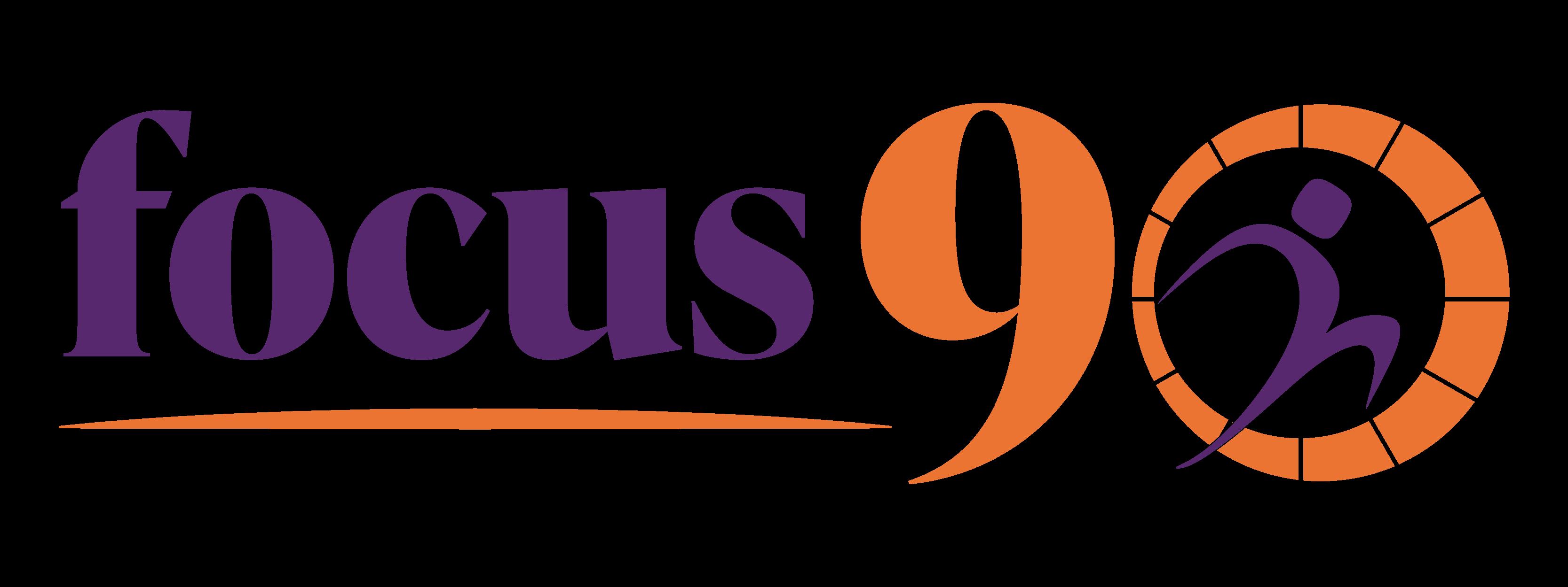 Focus90 logo