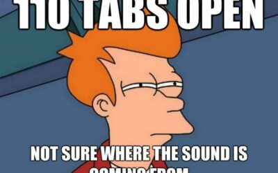 Limit your tabs for greater productivity