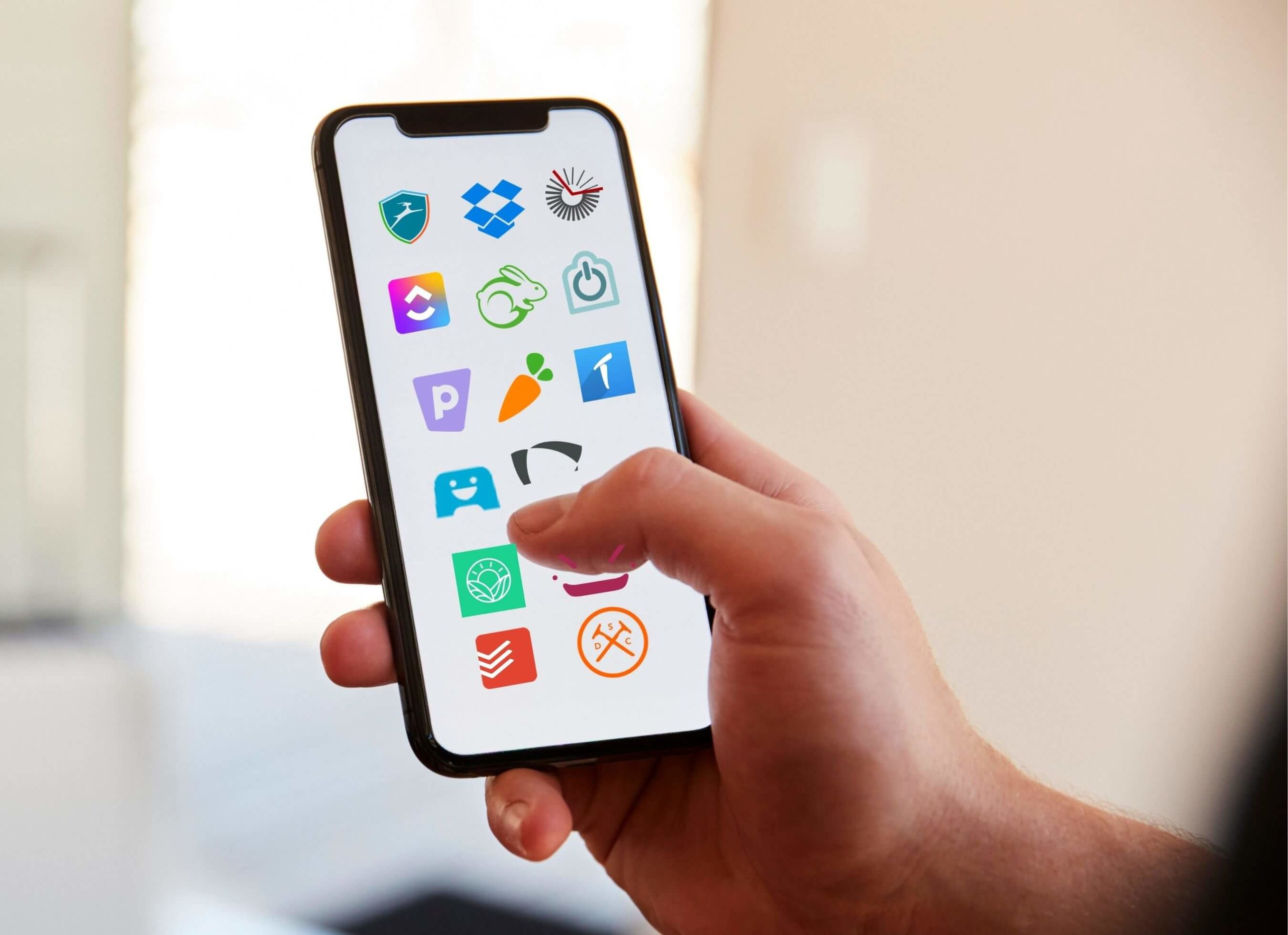 Being app-crazy isn't productive