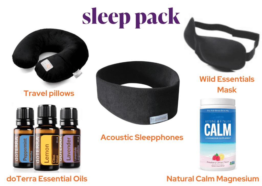 sleep pack